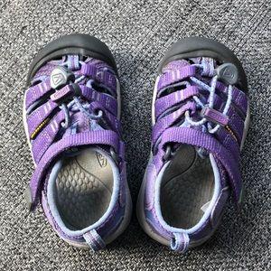 Keen Sport Waterproof sandals.